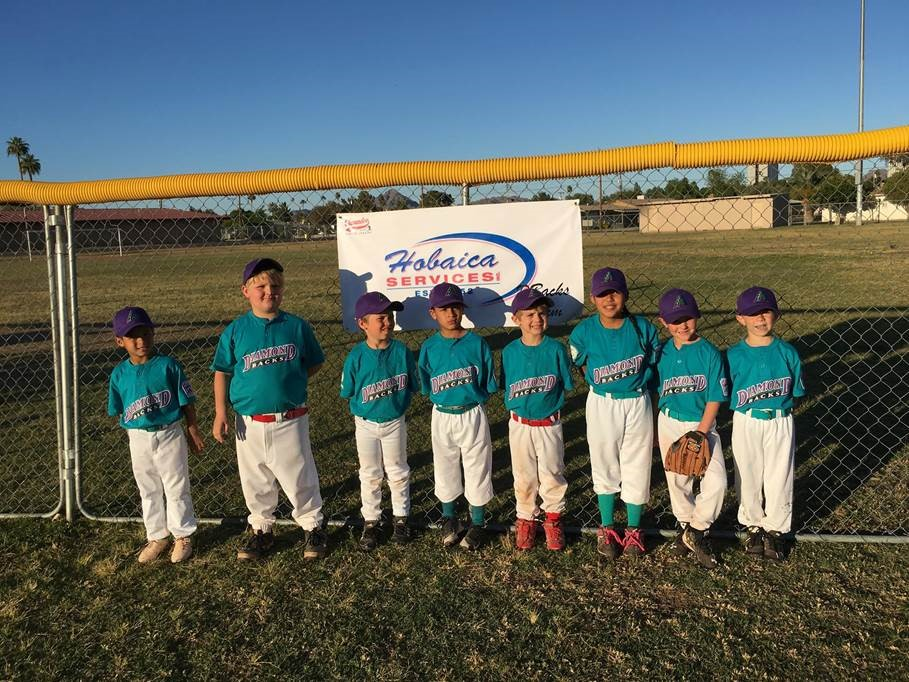Clarendon Little League 2016