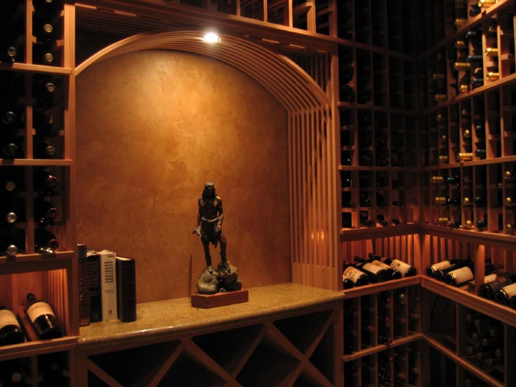 Custom wine cellars 85020